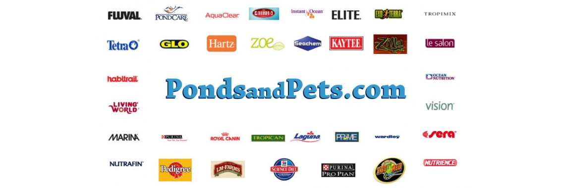 PondsandPets Special Offers image.