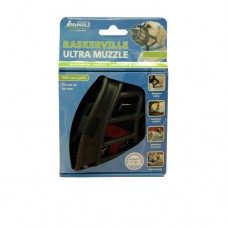 Baskerville Ultra Muzzle - Size 1 - Dogs between ~ 3.2kg and 6.8kg (7lb - 15lb)