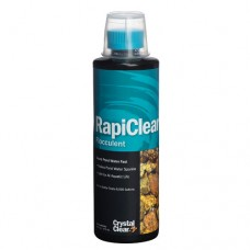 CrystalClear RapiClear Flocculen - 473ml (16 fl oz) - Treats up to 30,283L (8,000 US gal)