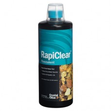 CrystalClear RapiClear Flocculen - 946ml (32 fl oz) - Treats up to 60,567L (16,000 US gal)