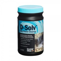 CrystalClear D-Solv Oxy Pond Cleaner - 0.9kg (2lb) - Treats up to 74.3 sq m (800 sq ft) - Available in Canada Only image thumbnail.