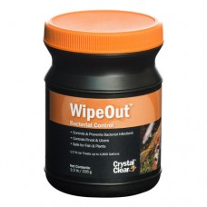 CrystalClear WipeOut - Bacterial Control - 226g (8oz / 1/2lb) - Treats up to 18,170 litres (4,800 US gallons)
