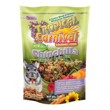 F.M. Brown's Tropical Carnival Natural Chinchilla Fortified Daily Diet - 1.36kg (3lb)