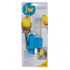 JW Pet Clean Seed Silo - Bird Feeder - Regular (Assorted Colours)