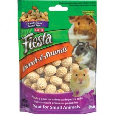 KAYTEE Fiesta Krunch-A-Rounds Small Animal - 85g (2oz)