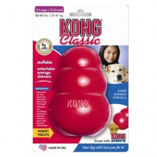 KONG Classic - X-Large - Dogs between 27kg-41kg (60lbs-90lbs)
