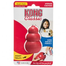 KONG Classic - Small - Dogs up to 9kg (20lbs)