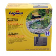 Laguna Submersible Water Pump - For ponds up to 5600 L (1500 US Gal)