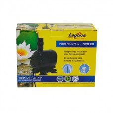 Laguna Pond Fountain Pump Kit - For ponds up to 3000 L (800 US Gal)
