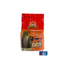 LM Animal Farms Cockatiel and Medium Bird Diet - 1.36kg (3lb)