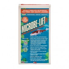 Microbe-Lift PL - Beneficial Pond Bacteria - 946ml (32 fl oz) - Treats 1,893L (500 US gal) pond for 11 months or 3,785L (1,000 US gal) pond for 8 months