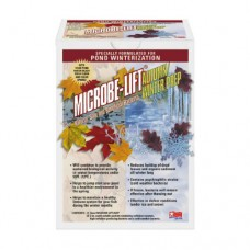 Microbe-Lift Autumn/Winter Pond Prep (AWP) - 946ml (32 fl oz) Bacteria with 4x 57g (2oz) Water Soluble Cellulase Enzyme Packets