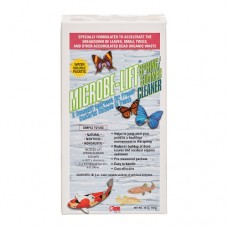Microbe-Lift Spring/Summer Pond Cleaner - 454g (16oz) - Treats up to 18,927L (5,000 US gal) pond for 4 weeks