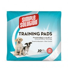 Simple Solution Original Dog and Puppy Training Pads Training Pads - 10 Pack
