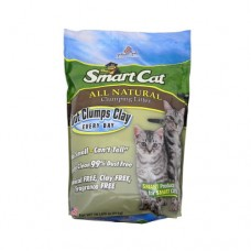 SmartCat All Natural Clumping Litter by Pioneer Pet - 4.54kg (10lb)