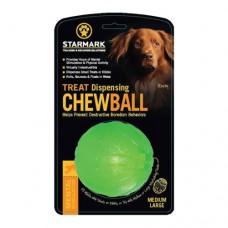 StarMark Treat Dispensing Chew Ball - Intermediate