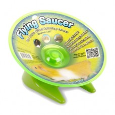 CritterWare Flying Saucer - Medium - Assorted Colours
