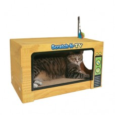 CatWare Scratch-N-Television