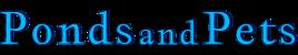 PondsandPets logo.